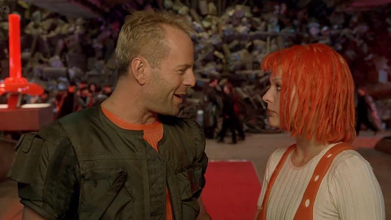 Пятый элемент / The Fifth Element . 1997. 1080p перевод Дубляж «HTB-Профит». VHS