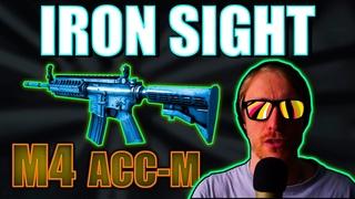 IRON SIGHT - M4 ACC-M