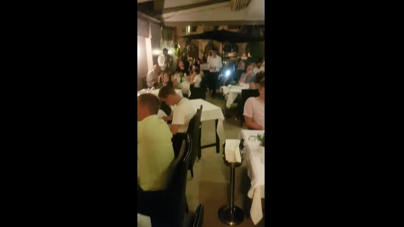 Ресторан-салон La Bella Marina Хаммамет Тунис