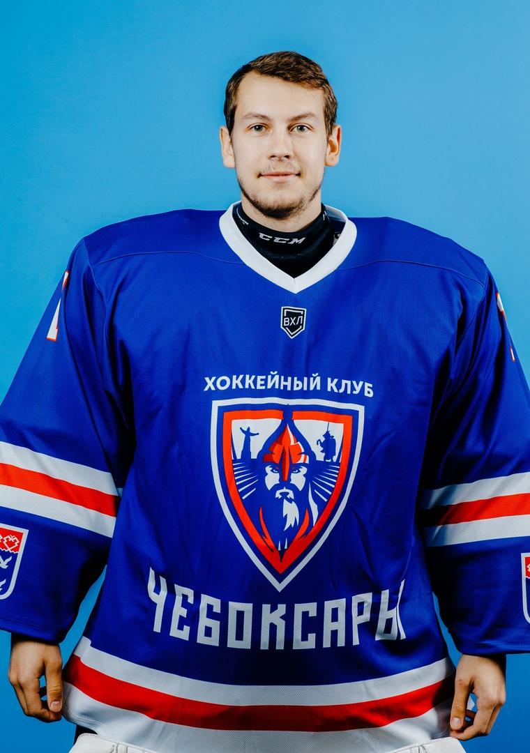 Роман Голованов ХК Чебоксары
