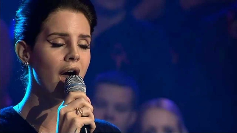 Lana Del Rey- Ride (live on Langs de Leeuw HD)
