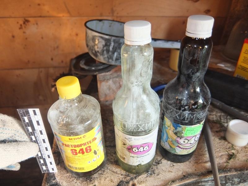 В Кунгуре окончено предварительное расследование по факту незаконного изготовления маковой соломы