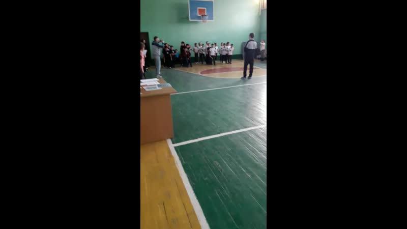 Ануар 4класс 1орын