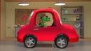 ЕХАЛА МАШИНА - Котёнок Котэ - Песни мультики для детей малышей про машинки новинки 2021
