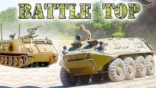 10 САМЫХ ДРЕВНИХ БТР на вооружении ⭐ БТР-60 vs M113 ⭐ Советская армия и US army