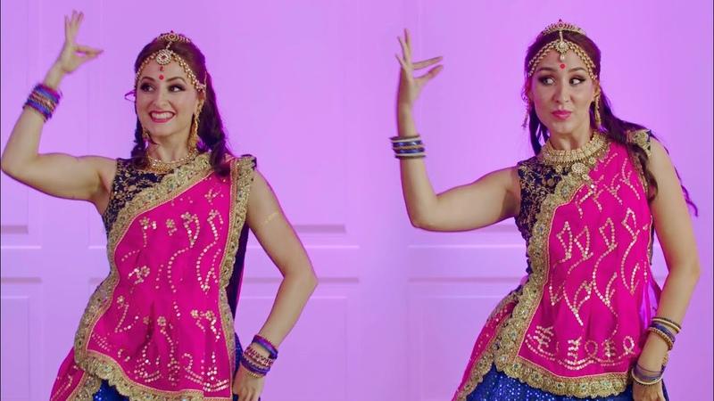 Badi Mushkil Indian Dance Group Mayuri Russia Petrozavodsk