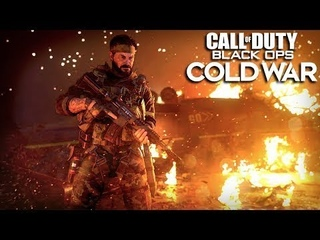 Call of Duty: Black Ops Cold War | Reveal Trailer & Gameplay | PS4