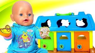 Giocattolo educativo per la bambola Nenuco - Puzzle per bambini! Video e giochi educativi