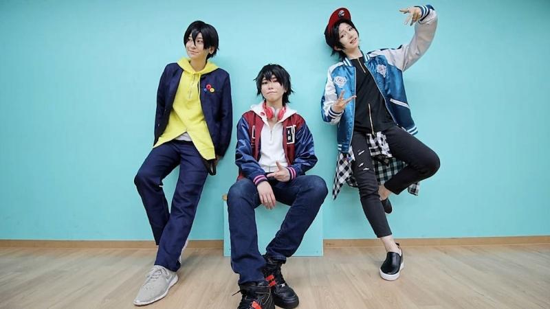 【ヒプノシスマイク】IKEBUKURO WEST GAME PARK踊ってみた【オリジナル振付け】 sm33708832