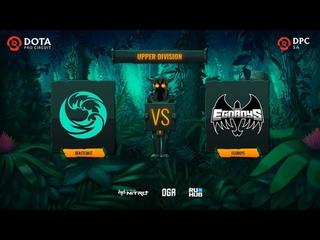 beastcoast vs EgoBoys, OGA DPC SA Regional League S1, bo3, game 2 [Maelstorm & Jam]