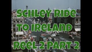 "1960s IRELAND TRAVELOGUE FILM  ""SCHLEY RIDE TO IRELAND""  (PART 4/4) GALWAY, LOUGHREA, SLIGO XD46934"