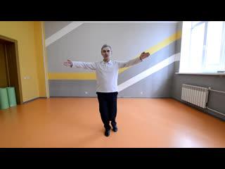 """Учимся танцевать вальс вместе с Танцевально-спортивным клубом """"Дуэт"""""""