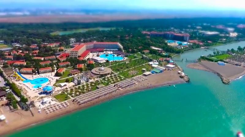 Cesars Temple Deluxe Hotel 5* Белек Турция
