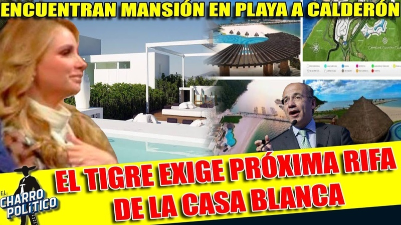 ¡MEXICANOS INTENTAN TOMAR LA CASA BLANCA D LA GAVIOTA PARA RIFA ENCUENTRAN ESTA MANSION D BOROLAS