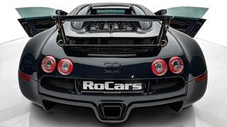 MANSORY Bugatti Veyron Sapphire Edition - Beauty in details!