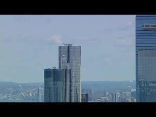Blue Angels и Thunderbirds над Нью-Йорком и Нью-Джерси