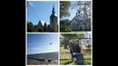 Курортный район Санкт-Петербурга-Зеленогорск,золотой пляж, могила любви и памятник коту!