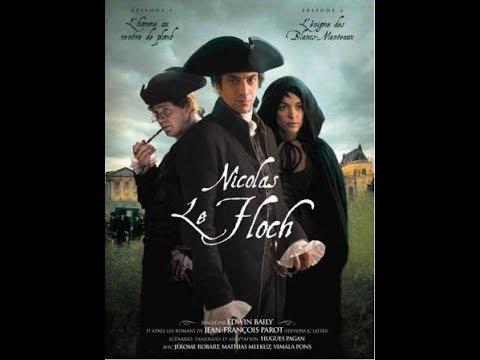 Николя Ле Флок 1 фильм Человек со свинцовым чревом исторический детектив Франция