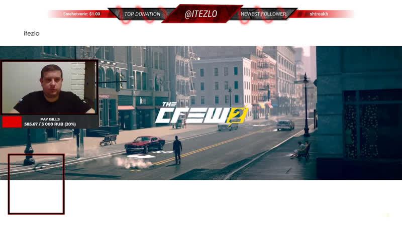 [PC|EN|RU] {!SR} Mission impossible Win Summit TheCrew2