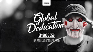 COONE - GLOBAL DEDICATION 059 (Halloween Edition) | Hardstyle Podcast