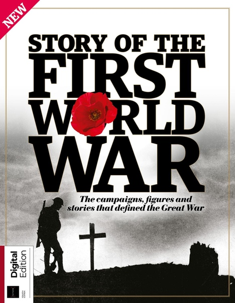 All About History - Story of the First World War 4t Ed 2019