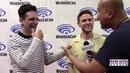 WonderCon '19 Interview: Jeff Ward and Iain De Caestecker   Marvel's 'AGENTS OF S.H.I.E.L.D.'