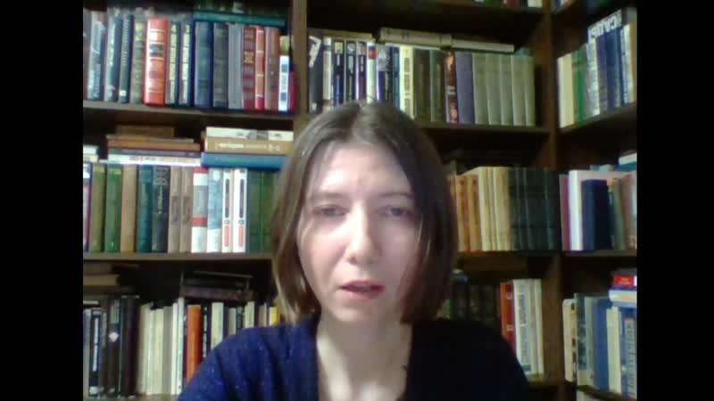 Пилигрим О Мандельштам читает Мария Бишокова