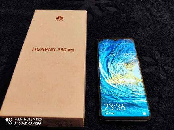 Huawei P30 Lite 6