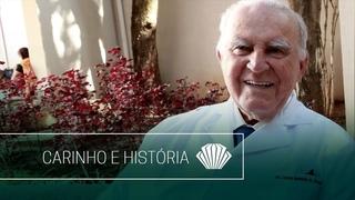 HOMENAGEM AO DR. CARLOS BATISTA DO SERVIÇO DE NEUROLOGIA E NEUROCIRURGIA