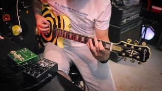 """Epiphone Les Paul Custom Zakk Wylde """"Bullseye"""" Guitar Demo"""
