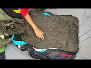 8.Куртки М+Ж КРЕМ+Экстра / Осень-Зима 25 кг (7,5€/кг) - (25ед) - (16 700руб)