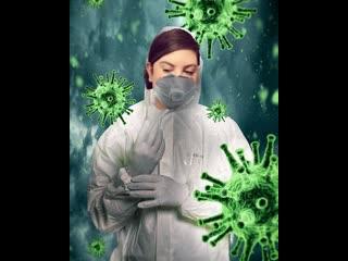 Вирус начался значит будет пандемия Covid-19 The song 2 Мы написали песню на мелодию Шаинского Братишка live 07 04 2020
