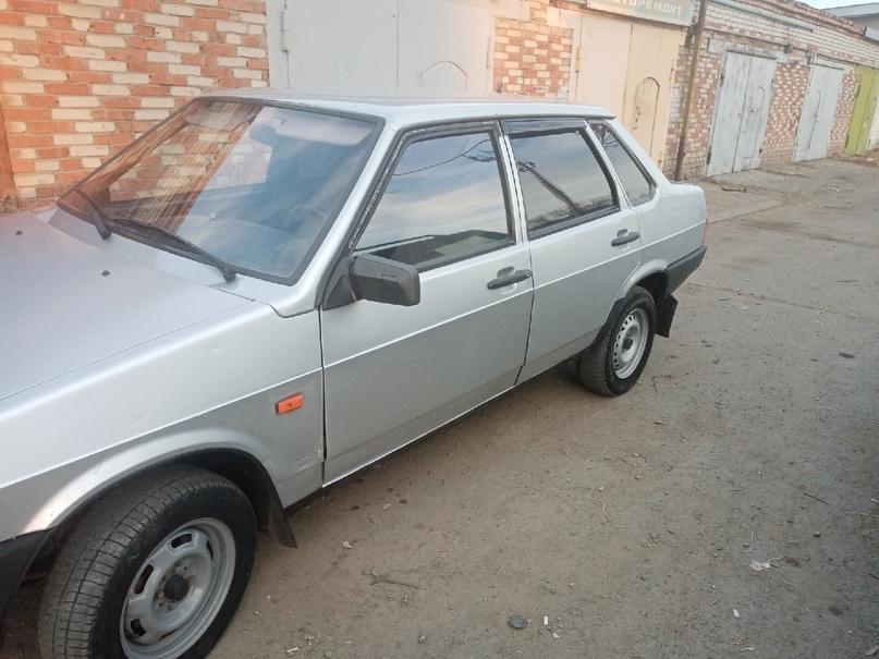 Купить 21099 в хорошем состоянии 2003 год   Объявления Орска и Новотроицка №11015