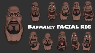 barmaley FACE rig  (loadout character)