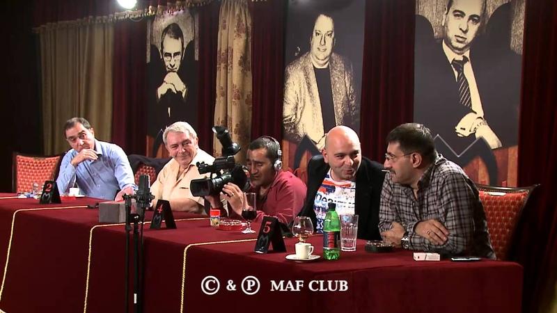 Турнир Десяти Донов Maf Club Yerevan 2013 10 я игра