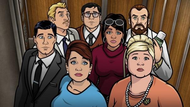11 сезон мультсериала «Арчер» официально стартует 16 сентября