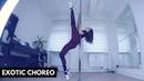 Exotic Flow Pole Dance Choreo to Kajiu Clang - Lara Joh