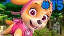 Щенячий патруль мегащенки 15 серия 🎈 На помощь друзьям Скай в джунглях на канале MiniMax Игры
