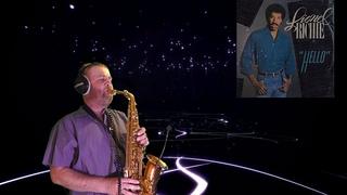 Lionel Richie - Hello ( cover by Amigoiga sax )