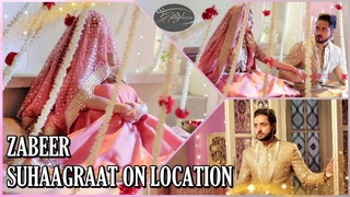 Ishq Subhan Allah: ZaBeer FIRST NIGHT After Nikaah Is Filled With Drama & Romance | ON location