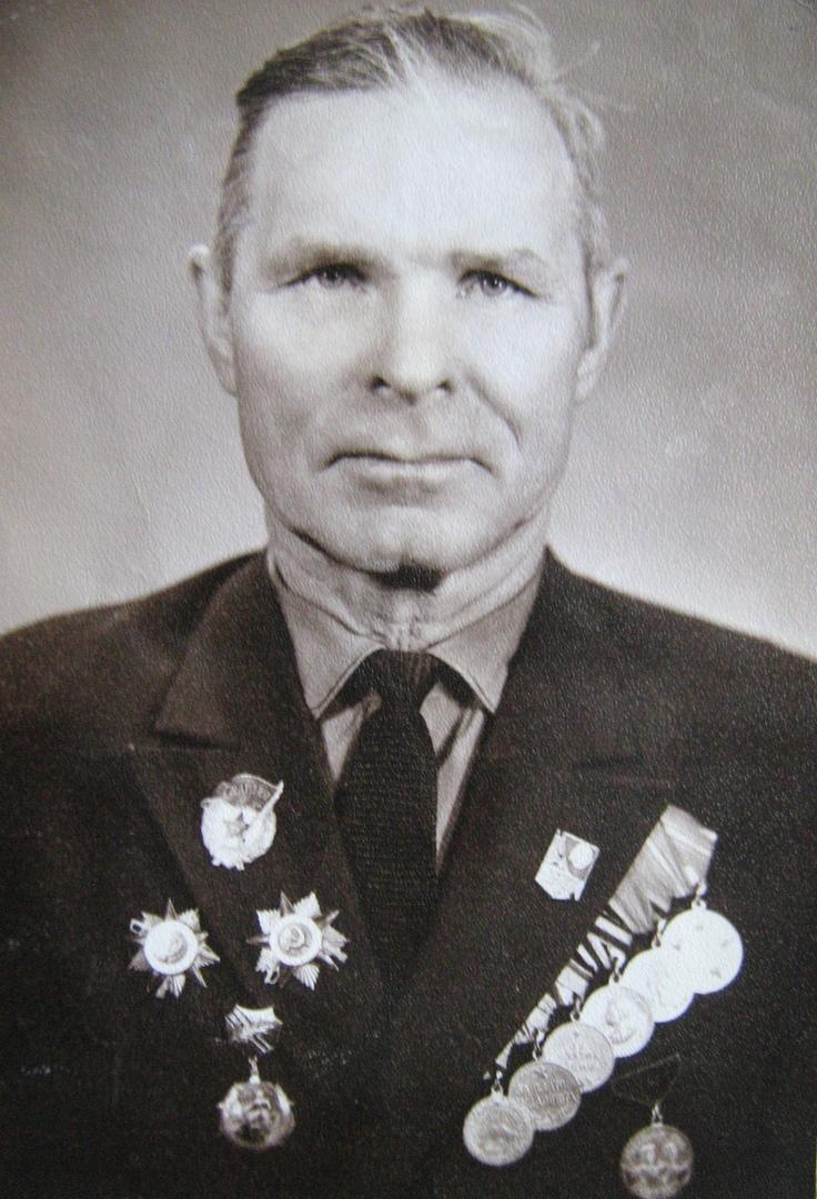 Рвачев Дмитрий Алексеевич