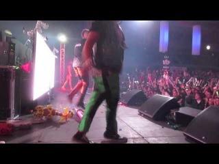 La FreaK Crew Party Rock Crew in Switzerland for 2 shows!