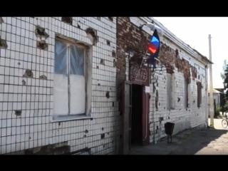 Дети Старомихайловки получили подарки к 1 сентября от НМ ДНР и волонтёров