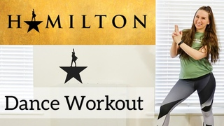 HAMILTON DANCE W0RKOUT    PART 2    Cardio/Dance Workout to songs from the musical Hamilton!