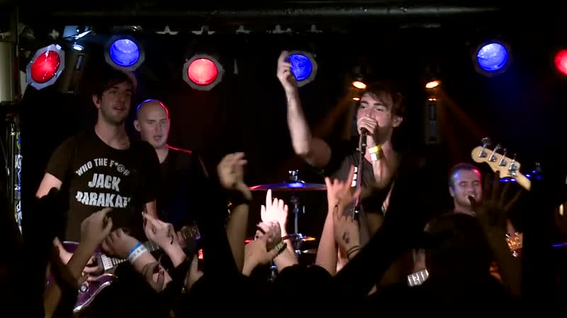 All Time Low - Poppin` Champagne (Live From the World Triptacular)