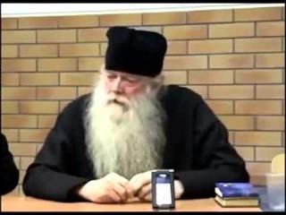 Отец Иоаким Парр Как я стал Православным