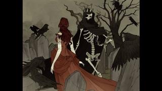 Waltz of The Bone King | Dark Waltz Music (Cartoon Special)
