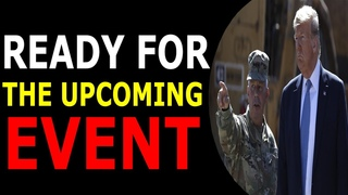 THE NATIONAL GUARD IS READY FOR THE UPCOMING EVENT