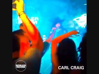 Boiler Room x Eristoff Into The Dark Porto: Carl Craig