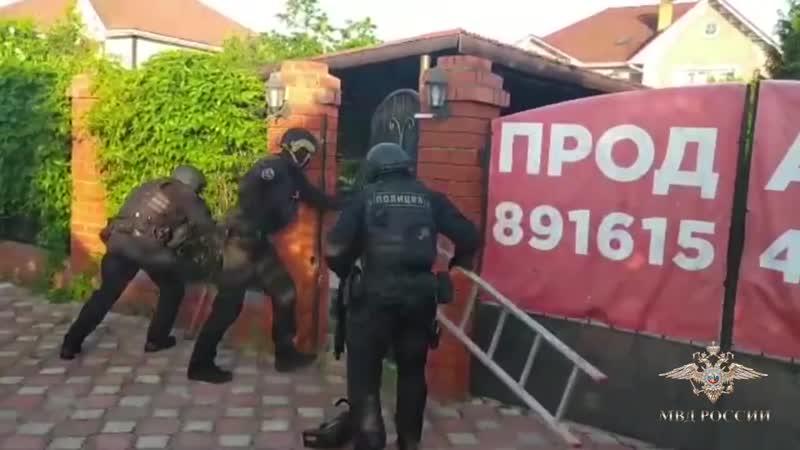 В Московской области ликвидирована нарколаборатория изъято более 10 килограммов мефедрона